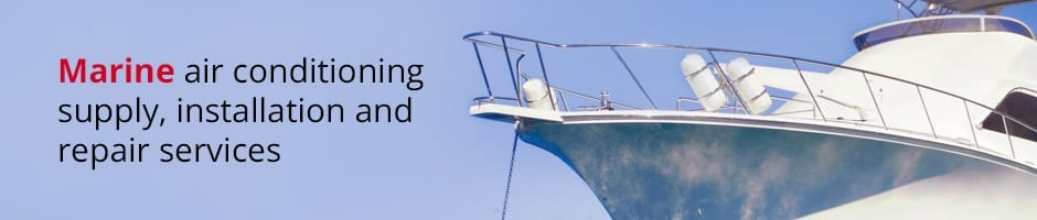 Boat Air Conditioning Newcastle & Lake Macquarie NSW : NewAge Air